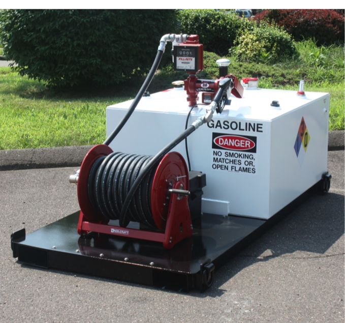 Portable Gas Tank : Portable mobile fuel tanks safe t tank corp