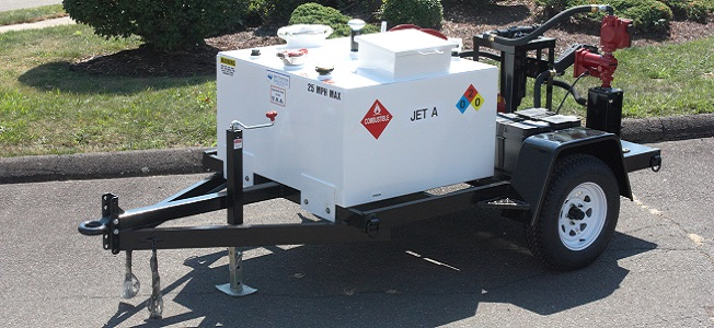 Aviation Fuel Dispensing Trailers
