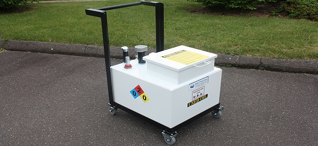 Used Fuel Collection Carts