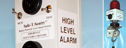 Safe-T-Sentry™ Alarms