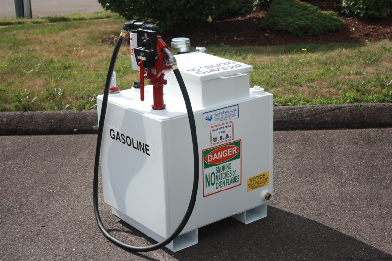 Gasoline Dispensing Tanks Gasoline Storage Tanks Safe T Tank Corp
