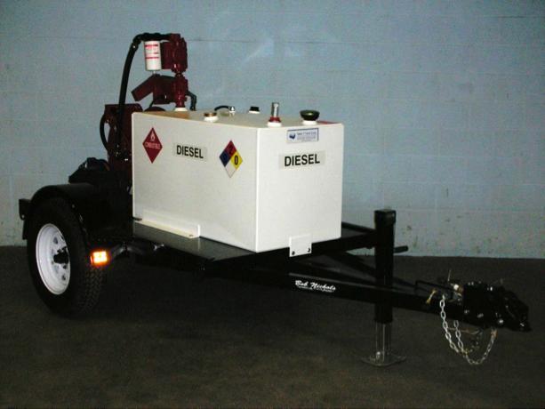 Towable Fuel Tanks & Trailer Fuel Tanks | Safe-T-Tank Corp