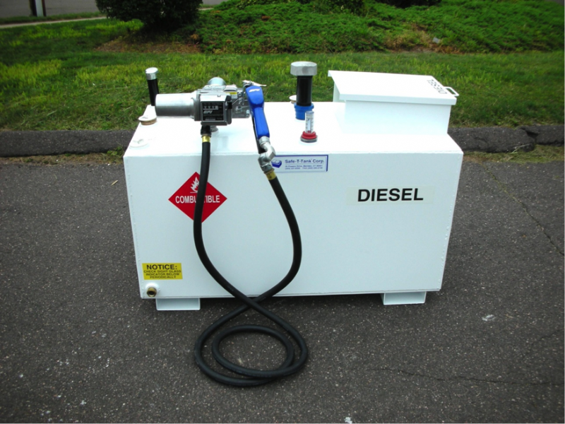 Diesel Dispensing Tanks & Diesel Fuel Storage Tanks | Safe-T