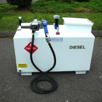 Model LS-50-SPB-2D12 & Diesel Dispensing Tanks u0026 Diesel Fuel Storage Tanks | Safe-T-Tank Corp
